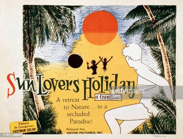 Sun Lovers Holiday US lobbycard 1962