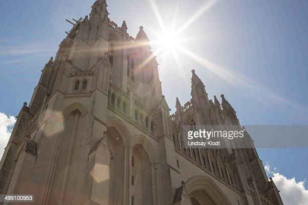 Sun over the Cathedral