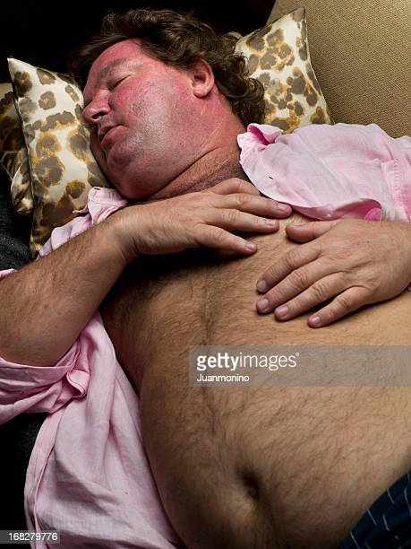 siesta - male belly button stock photos and pictures