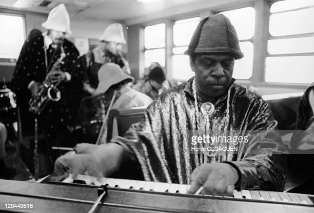 Sun Ra in New York United States in 1967 Sun Ra Jazzman