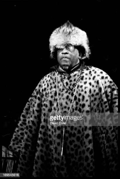 Sun Ra performing at The Fridge Brixton London on 11 November 1985