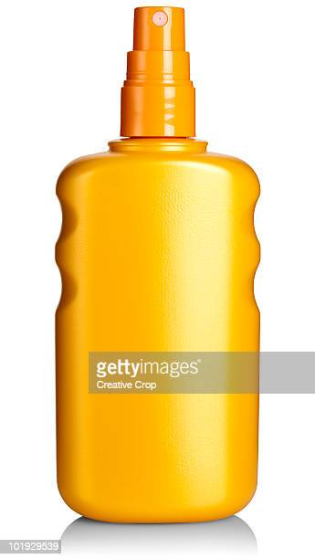 Sun screen / lotion bottle