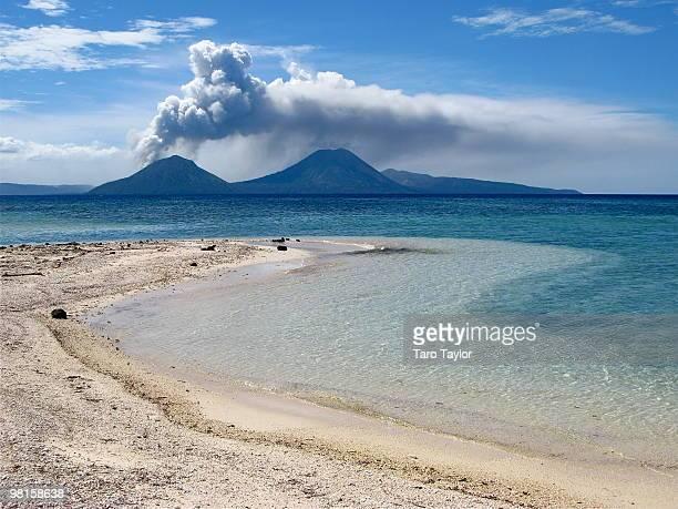 Sun, Sea, Sand And Volcano