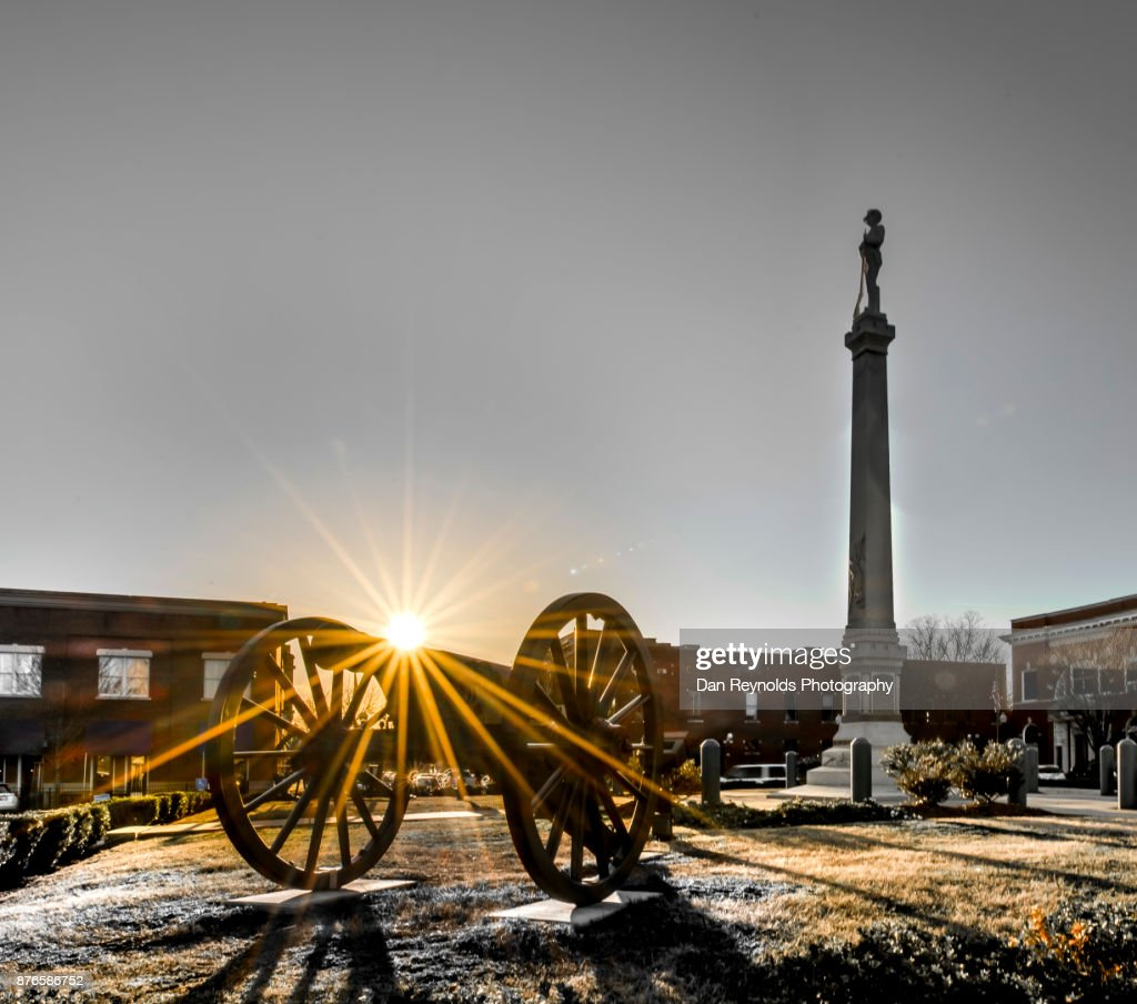 Sun star on old civil war cannon in town square stock photo getty sun star on old civil war cannon in town square stock photo altavistaventures Gallery