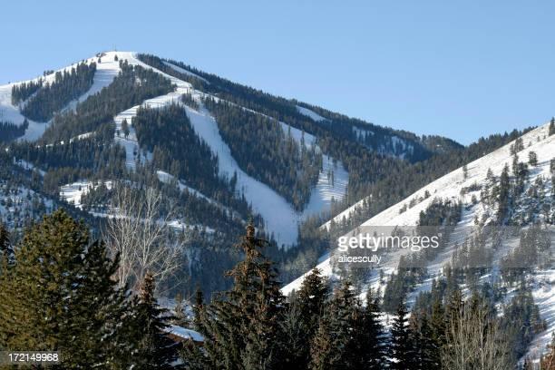 Sun Valley Idaho Ski Mountain
