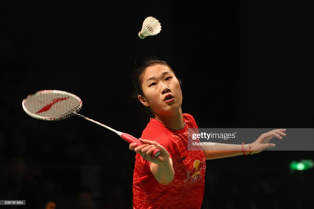2016 Australian Badminton Open : News Photo