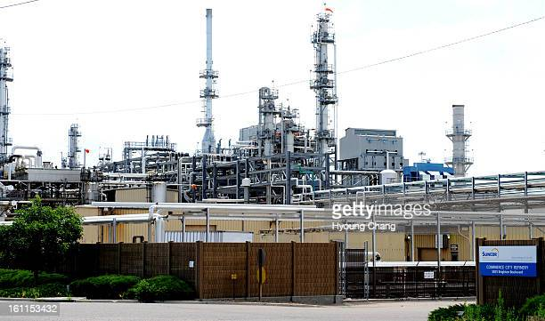 Suncor Refinery in Commerce City. Hyoung Chang/ The Denver Post