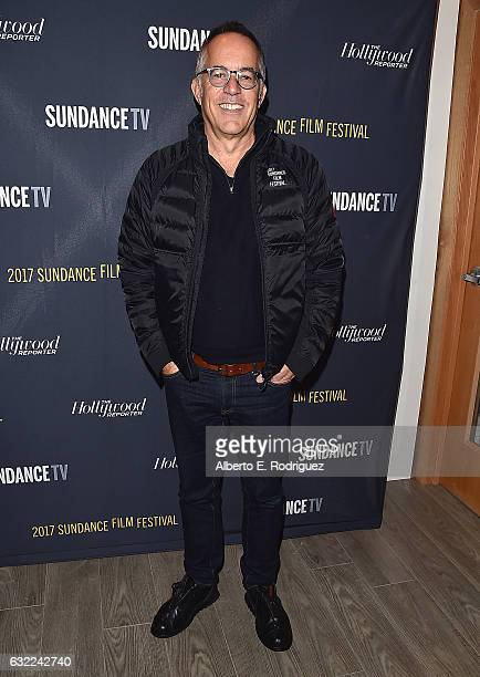 Sundance Film Festival Director John Cooper attends The Hollywood Reporter and Sundance TV 2017 Sundance Film Festival Official Kickoff Party Park...