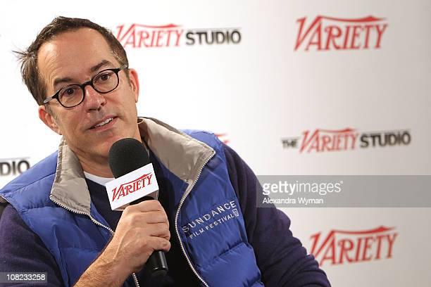 Sundance Film Festival Director John Cooper attends the Variety Studio at Sundance on January 21 2011 in Park City Utah