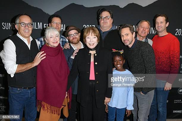 Sundance Film Festival Director John Cooper producer AnneMarie Mackay guest screenwriter Stuart Ross Fink actress Shirley MacLaine director/producer...