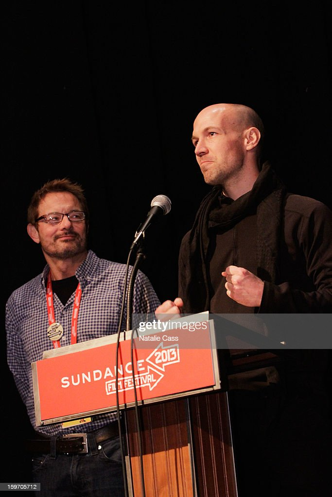 """Dirty Wars"" Premiere - Arrivals - 2013 Sundance Film Festival"
