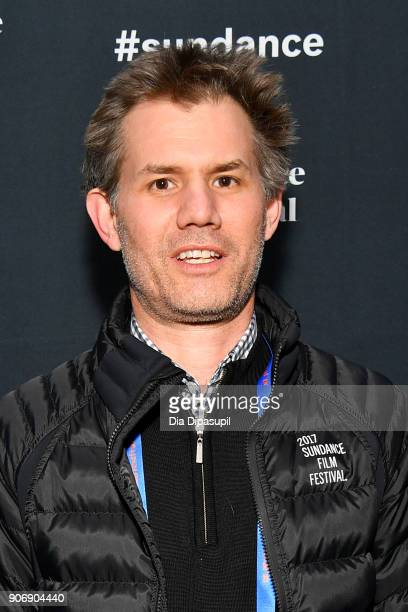 Sundance Film Festival Senior Programmer John Nein attends the Filmmakers Welcome Reception during the 2018 Sundance Film Festival at The Shop on...