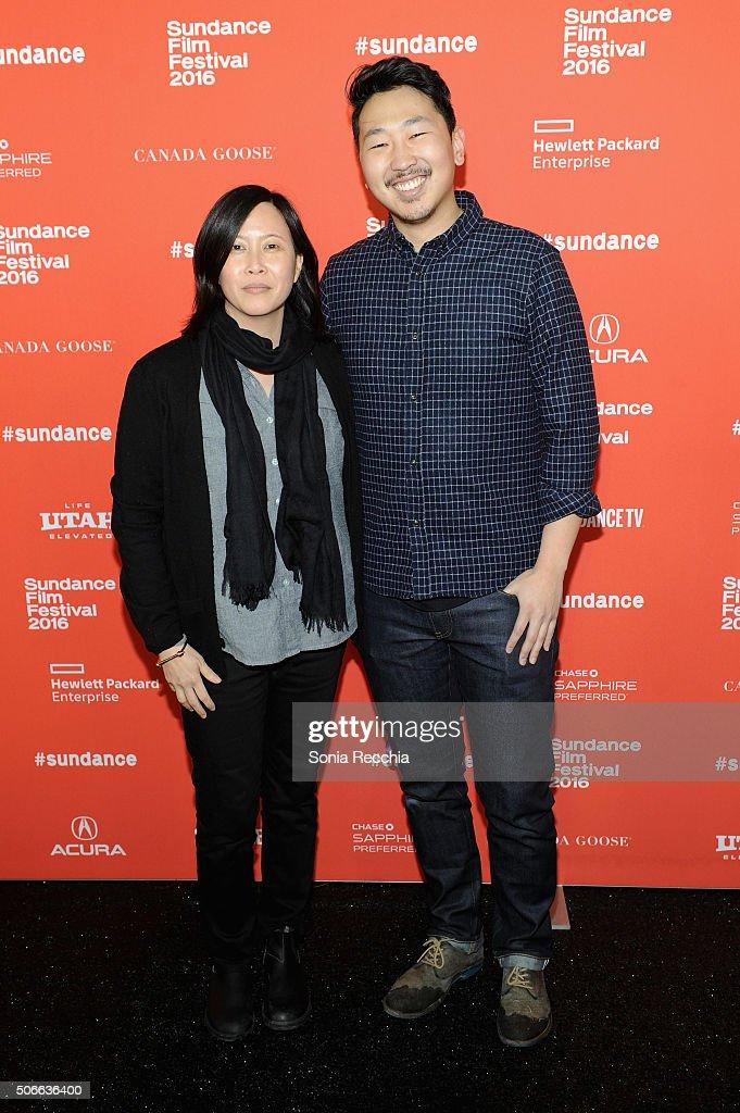 """Spa Night"" Premiere - 2016 Sundance Film Festival"