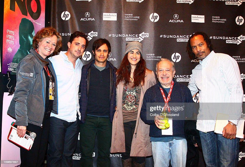 Turning The Tide Panel - 2013 Sundance Film Festival