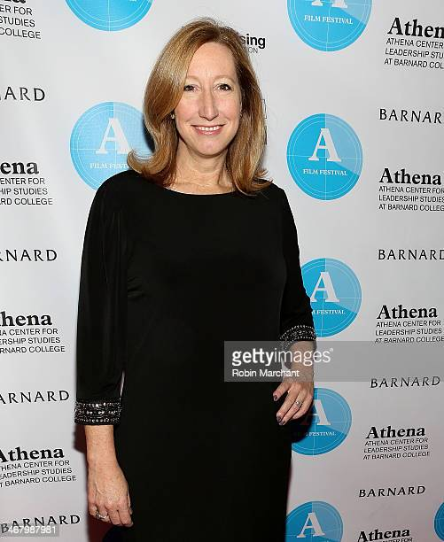 Sundance Institute Executive Director Keri Putnam attends the Athena Film Festival Awards at Barnard College on February 8 2014 in New York City