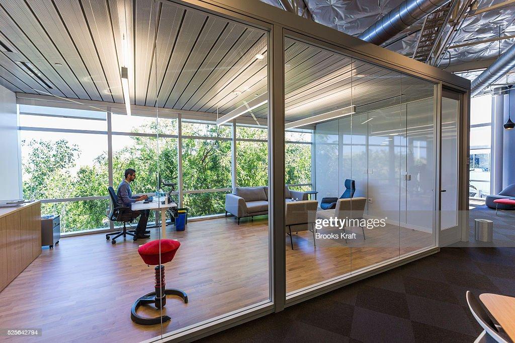 google hq office mountain view california. Sundar Pichai, CEO Of Google, In His Office At Google Headquarters Mountain View Hq California N