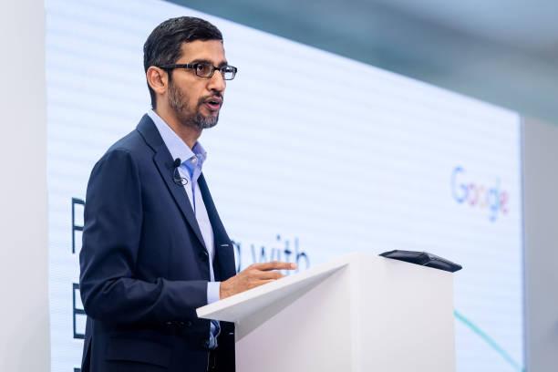 BEL: Alphabet Inc. Chief Executive Officer Sundar Pichai Discusses Responsible Artificial Intelligence