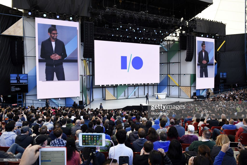 Inside The Google I/O Developers Conference