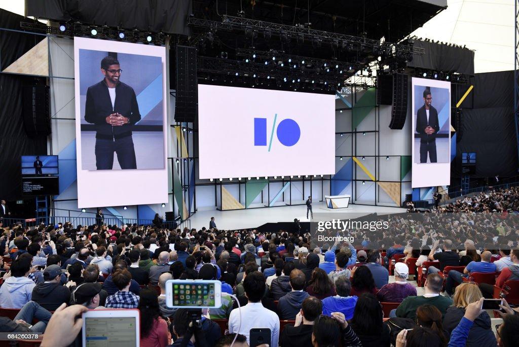 Inside The Google I/O Developers Conference
