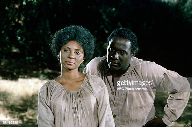 ROOTS Sunday Jan 23Sunday Jan 30 The 12hour Walt Disney Television via Getty Images Novel for Television Roots which aired for eight consecutive...