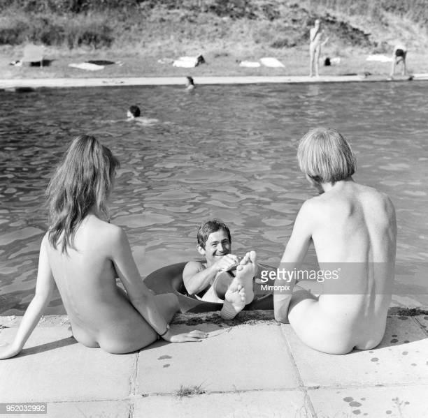 Sunday Mirror nudist feature 14th June 1975