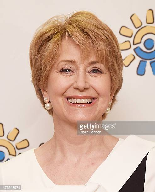 Sunday Morning correspondent Jane Pauley attends the Childrens Health Fund Annual Gala at Jazz at Lincoln Center on June 1 2015 in New York City