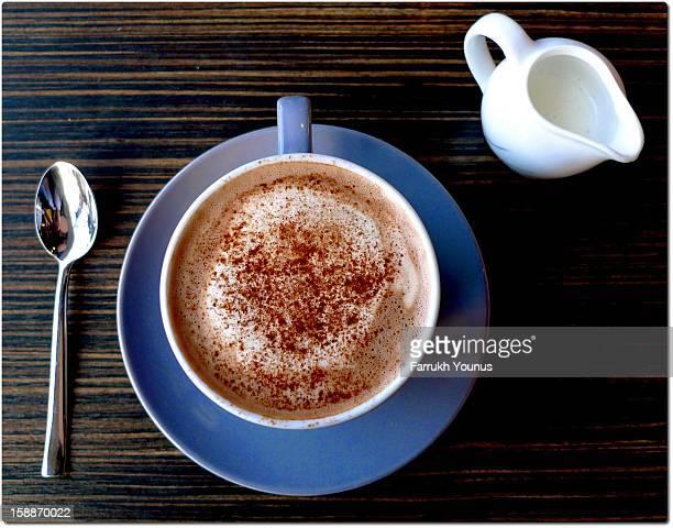 Sunday Morning hot chocolate