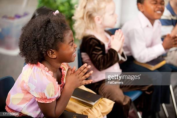 Domingos de escuela para niños