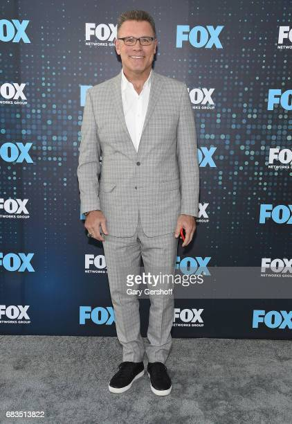 Sunday Studio Analyst Howie Long attends the FOX Upfront on May 15 2017 in New York City
