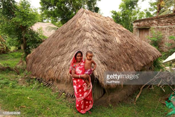 Sunderban island during the recent cyclone Amphan which ravaged the region, in Sunderban Island ,India on June 28, 2020. Cyclone Amphan killed more...