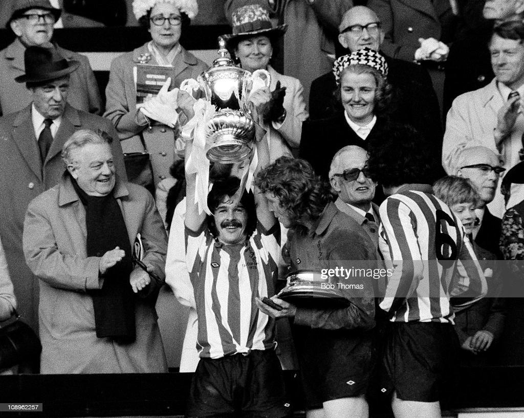 FA Cup Final - Sunderland v Leeds United : News Photo
