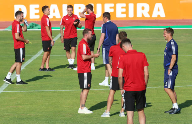 PRT: Benfica B v Sunderland: Pre-Season Friendly