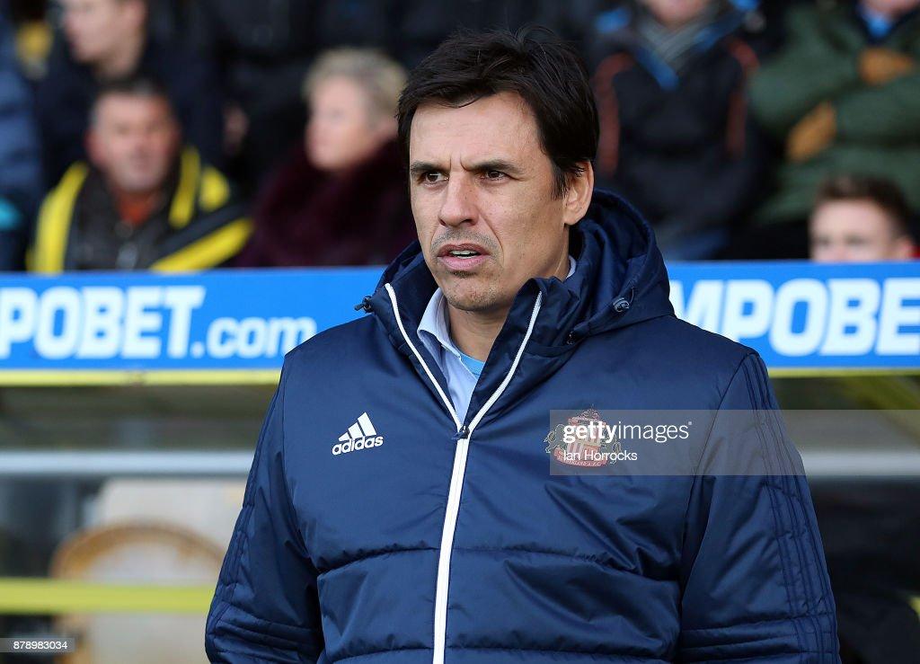 Burton Albion v Sunderland - Sky Bet Championship : News Photo