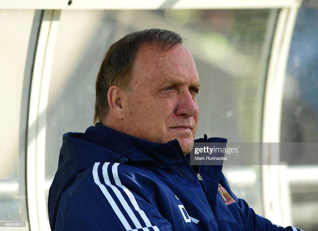 Darlington v Sunderland - Pre Season Friendly : News Photo