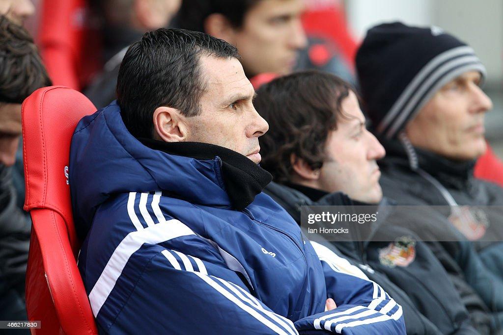 Sunderland v Aston Villa - Premier League : News Photo