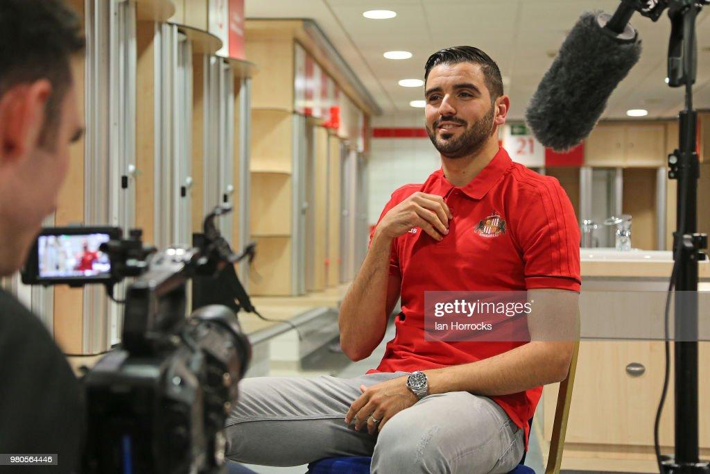 Sunderland Unveil New Signing Alim Ozturk