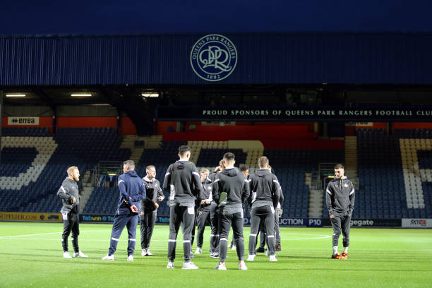 GBR: Queens Park Rangers v Sunderland - Carabao Cup Round of 16