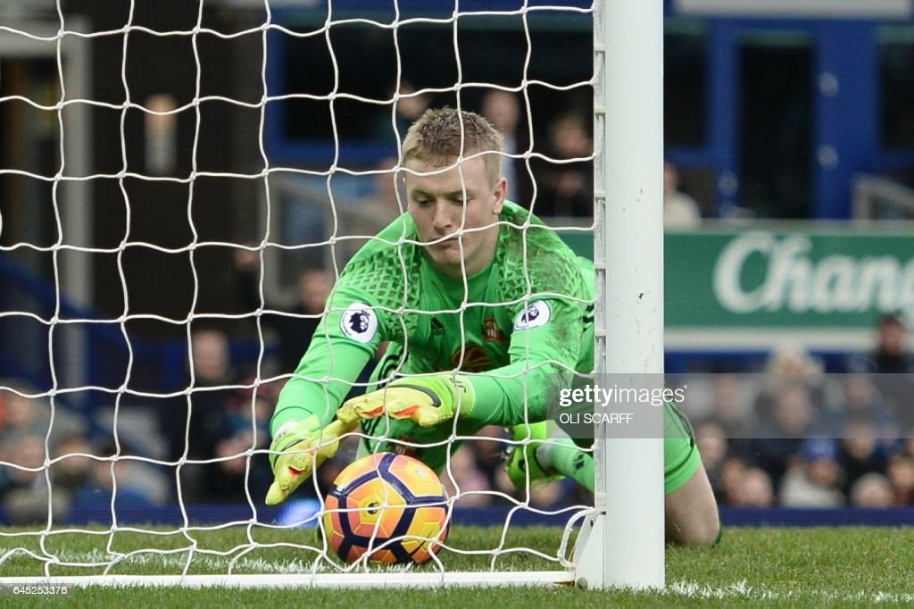 FBL-ENG-PR-EVERTON-SUNDERLAND : News Photo