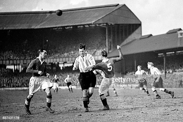 Sunderland's Jackie Robinson in action