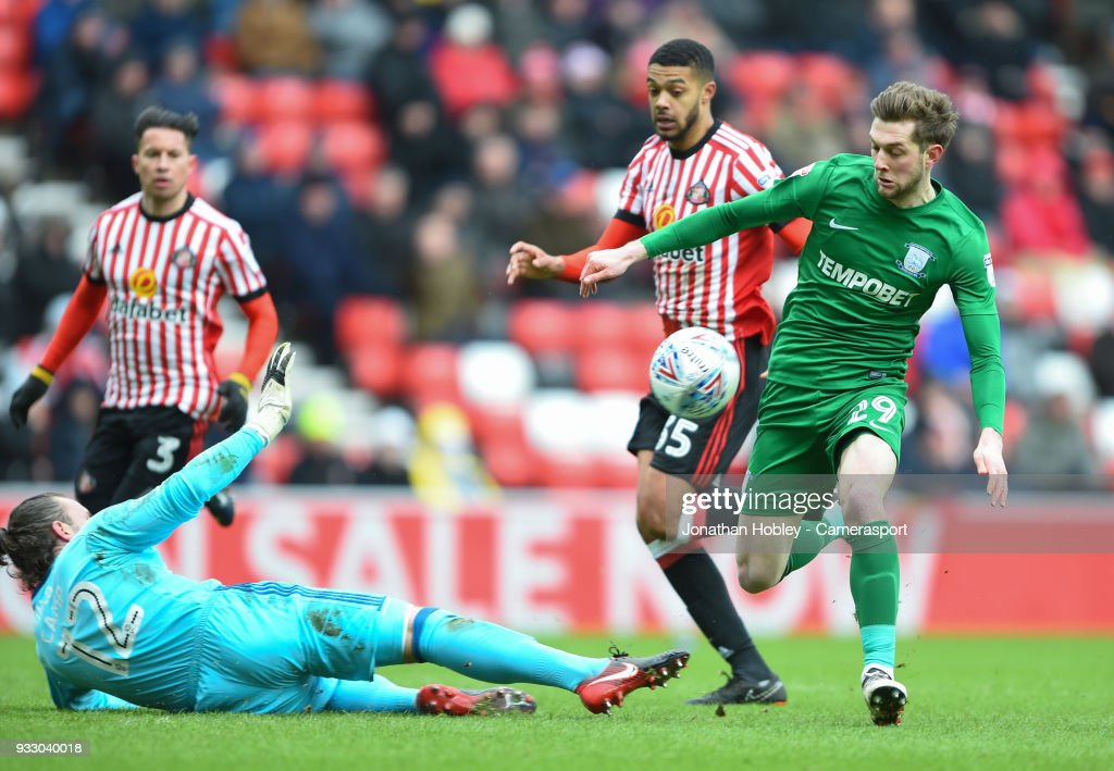 Sunderland v Preston North End - Sky Bet Championship