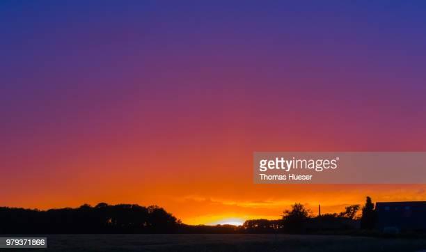 Sundown am Niederrhein