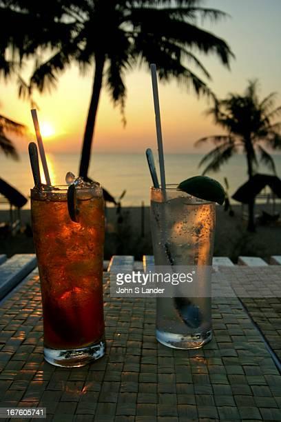 'Sundowners' at the Tropicana Resort Long Beach