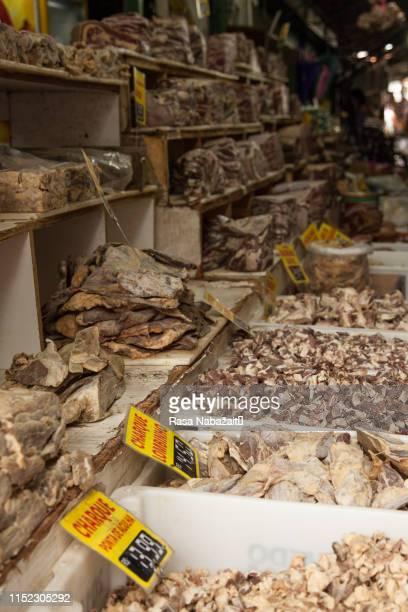sun-dried meat - recife stock-fotos und bilder