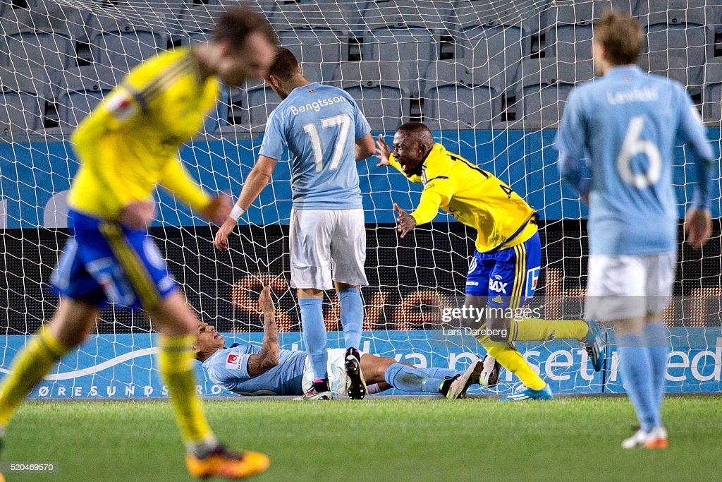 Malmo FF v GIF Sundsvall - Allsvenskan