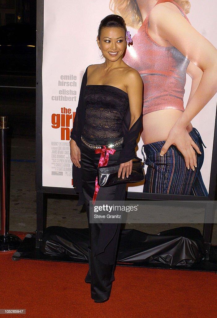"""The Girl Next Door"" - Los Angeles Premiere : News Photo"
