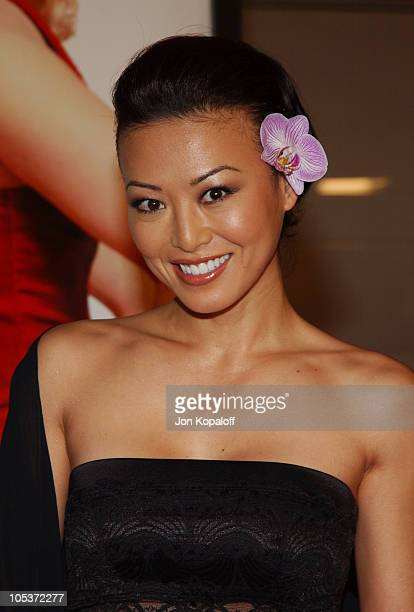 Sung Hi Lee during The Girl Next Door World Premiere at Mann's Grauman Chinese Theater in Hollywood California United States