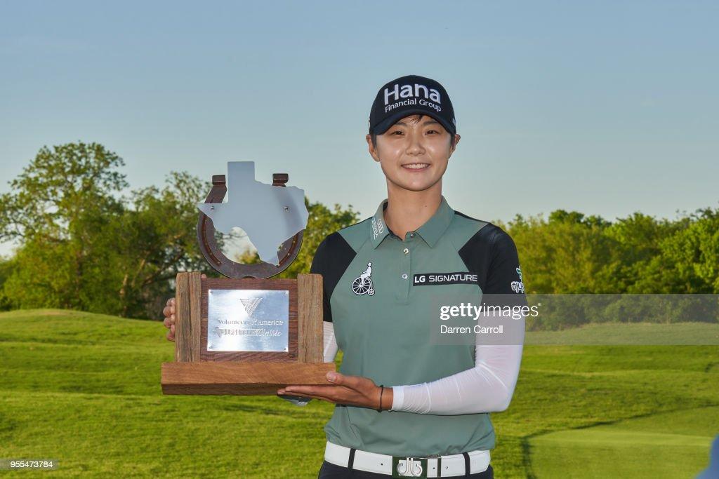 2018 Volunteers Of America LPGA Texas Classic - Round Two : News Photo