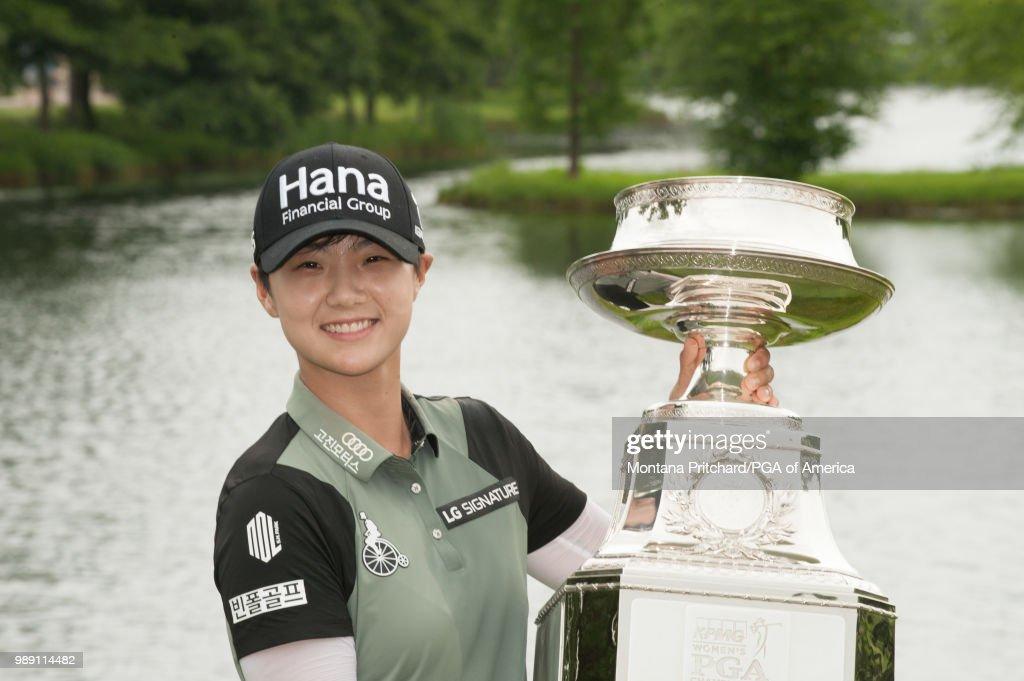 KPMG Women's PGA Championship : News Photo