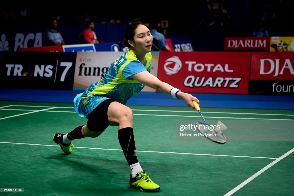 BCA Indonesia Open 2017 : News Photo