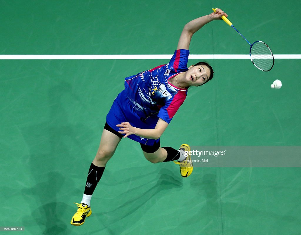 BWF Dubai World Superseries Finals - Day Five : News Photo